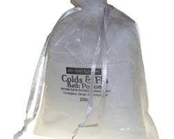Sel de bain aromathérapie «Anti coup de froid» 400gr
